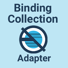 Binding Collection Adapter