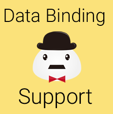 Data Binding Support
