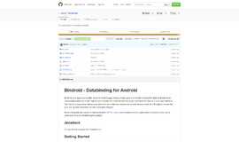Bindroid Data Binding App