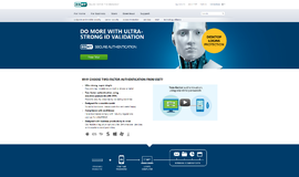 ESET Secure Authentication SDK Authorisation and Authentication App