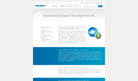 Genetec Software Development Kit Security Frameworks App