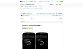 Android Bluetooth Library Bluetooth and WiFi App