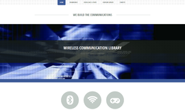 Wireless Communication Library Bluetooth and WiFi App