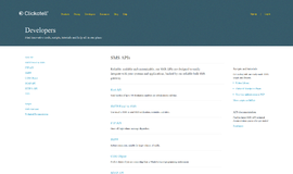 SMS APIs SMS App