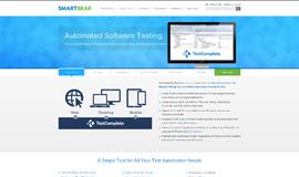 TestComplete Testing Frameworks App