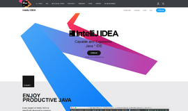IntelliJ IDEA Integrated Development Environments App