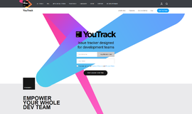 YouTrack Bug Tracking App