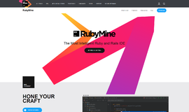 RubyMine Integrated Development Environments App