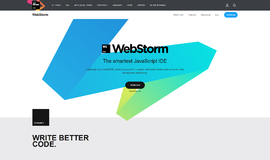 WebStorm Integrated Development Environments App