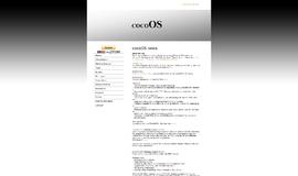 cocoOS RTOS App