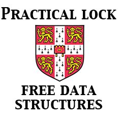 Practical lock-free data structures