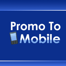 Promotomobile Bluetooth and WiFi App