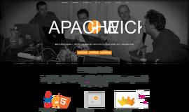 Apache Wicket Web Frameworks App