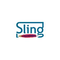Apache Sling Web Frameworks App