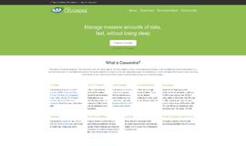 Cassandra Wide Column Store App