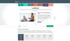 LoadRunner Testing Frameworks App