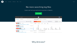 AirBrake Bug Tracking App