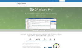 QA Wizard Pro Test Automation App
