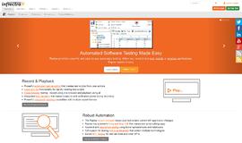 Rapise Test Automation App