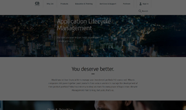 CA ALM Application Lifetime Management App