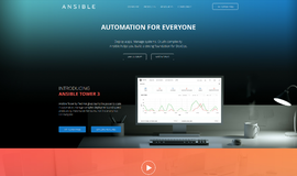 Ansible Tower DevOp Tools App