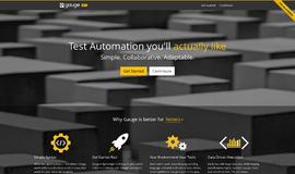 Gauge Test Automation App