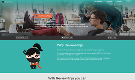 ReviewNinja Code Review Tools App