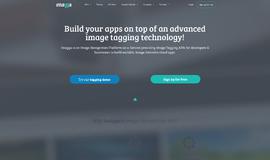 Imagga API Image Recognition App