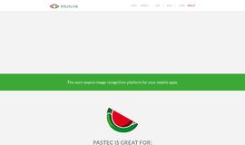 Pastec Image Recognition App