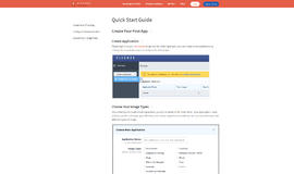 ViSearch API Image Recognition App