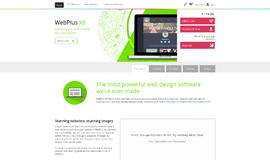 WebPlus X8 WYSIWYG Tools App