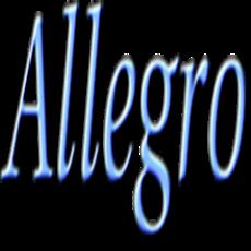 Allegro Game Development App