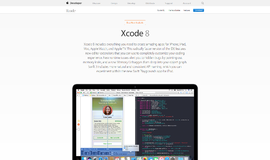 Xcode 8 Cross Platform Frameworks App