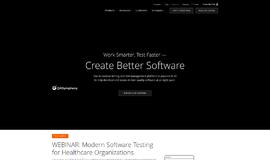 qTest Test Automation App