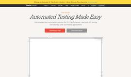 Telerik Testing Frameworks App