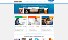 Homestead Website Builders Tools App
