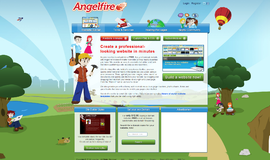 Angelfire Website Builders Tools App