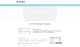EasyQuery Business Intelligence App