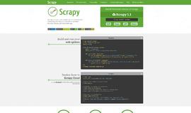 Scrapy Scraping App