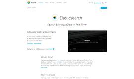 Elasticsearch DevOp Tools App