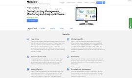 Nagios Log Server DevOp Tools App