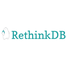 RethinkDB Document Store DB App