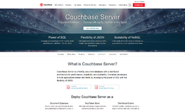 Couchbase Server Document Store DB App