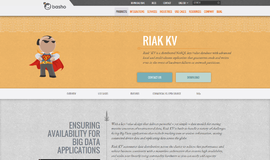 Riak KV Key Value and Tuple Store App