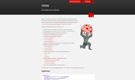 Titan Graph Databases App