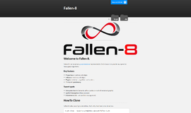 Fallen-8 Graph Databases App