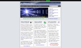 ObjectDB NoSQL DB App