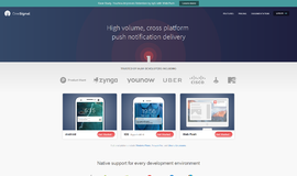 OneSignal SDK Mobile Marketing and Push Notifications App
