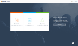 SimilarWeb Audience SDK Business Intelligence App