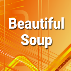 Beautiful Soup Scraping App